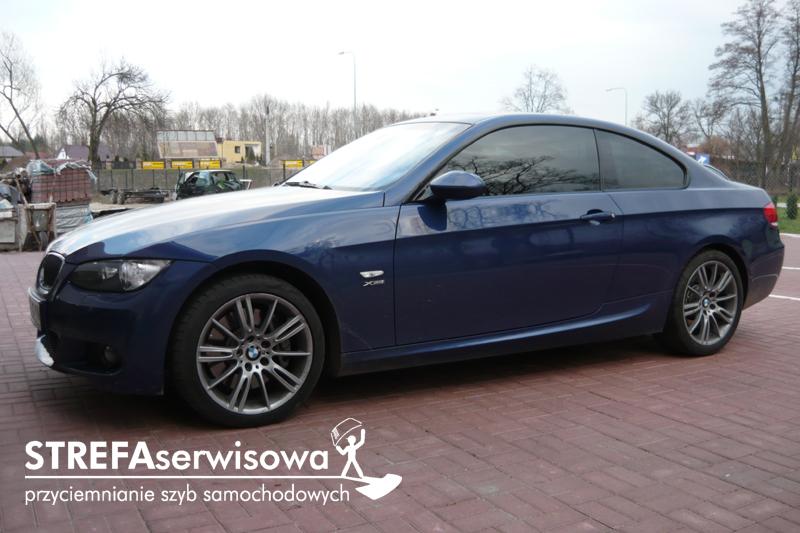 1 BMW 3 E92 Przód 35% Tył 35%