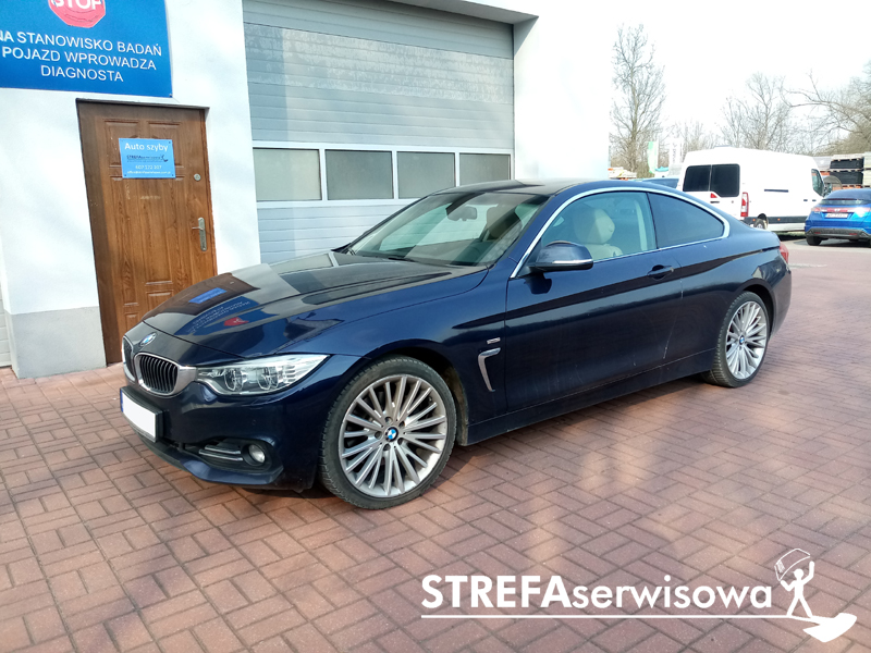 1 BMW 4 F32 Tył 35%