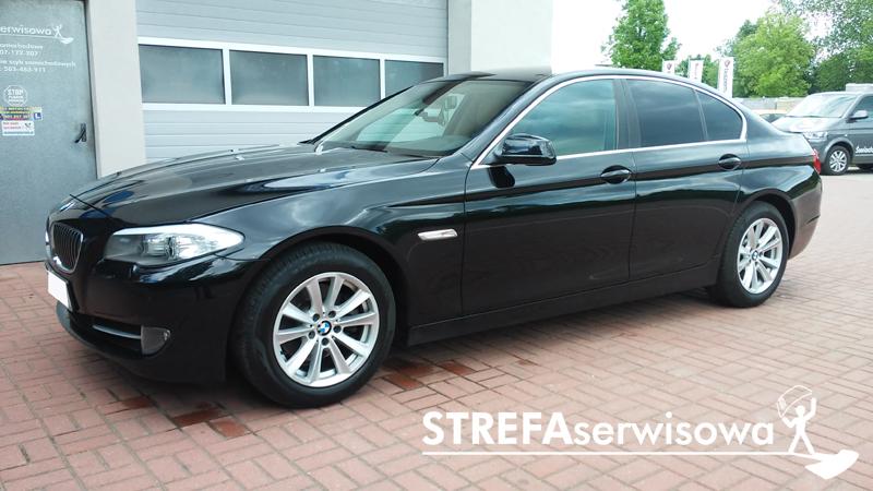 1 BMW 5 F10 Tył 5%