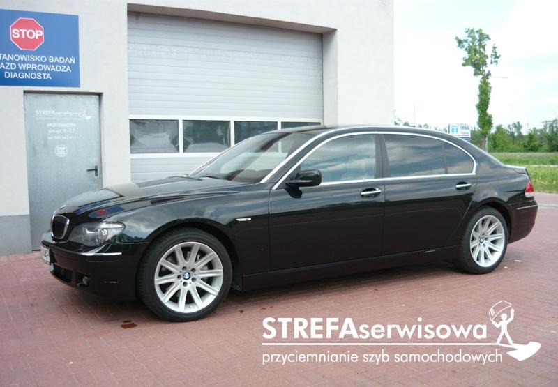 1 BMW 7 E66 Przód 70% Tył 5%