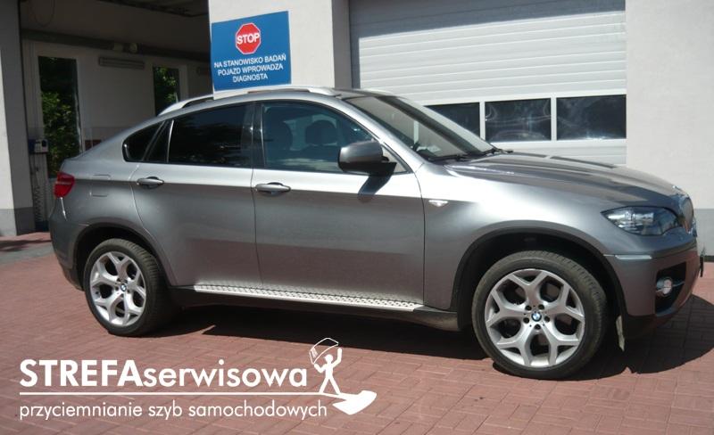 1 BMW X6 E71 Tył 20%