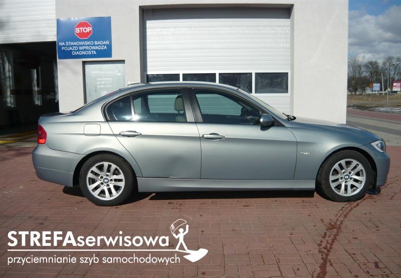 10 BMW 3 E90 Przód 50% Tył 50%