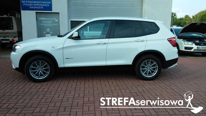10 BMW X3 F25 Tył 20%