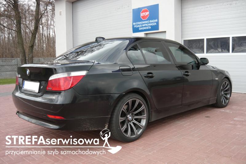 11 BMW 5 E60 Przód 20% Tył 20%