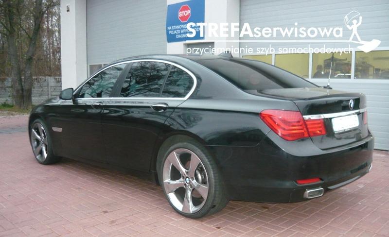 12 BMW 7 F01 Przód 50% Tył 35%