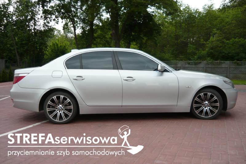 14 BMW 5 E60 Przód 20% Tył 20%