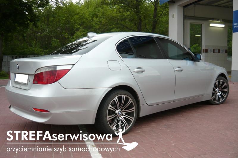 15 BMW 5 E60 Przód 20% Tył 20%