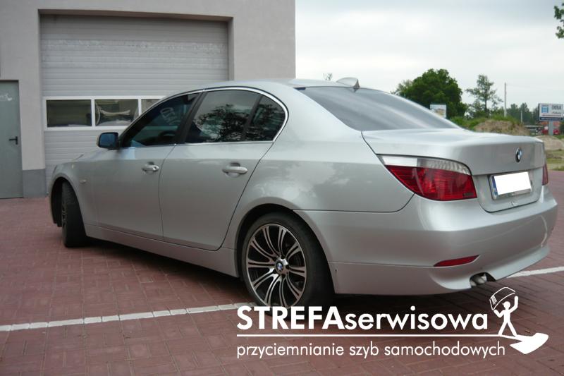 16 BMW 5 E60 Przód 20% Tył 20%