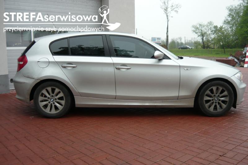 2 BMW 1 E87 Przód 50% Tył 5%