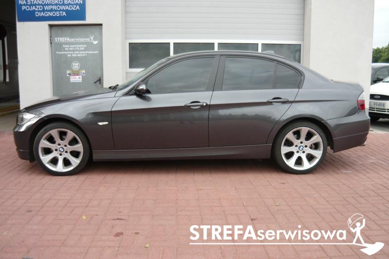 2 BMW 3 E90 Przód 20% Tył 20%