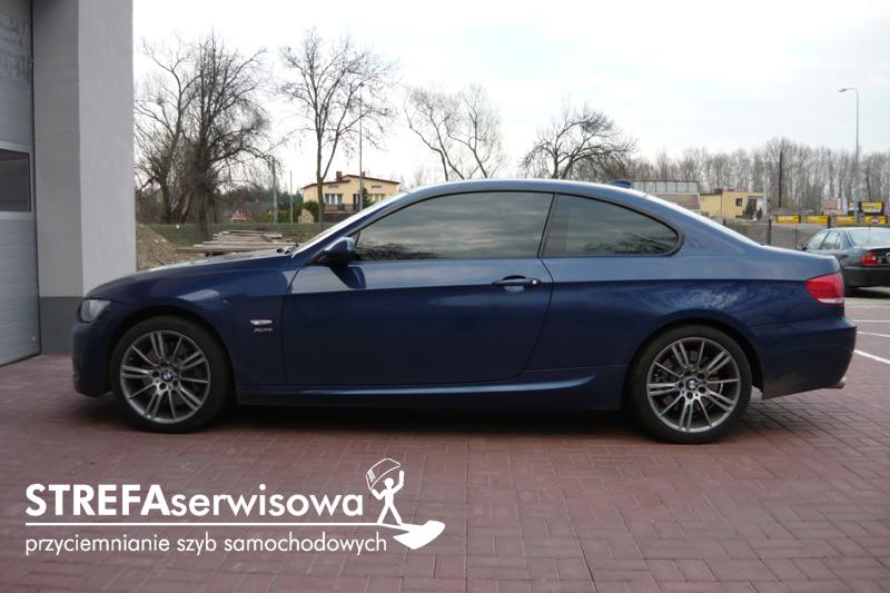 2 BMW 3 E92 Przód 35% Tył 35%