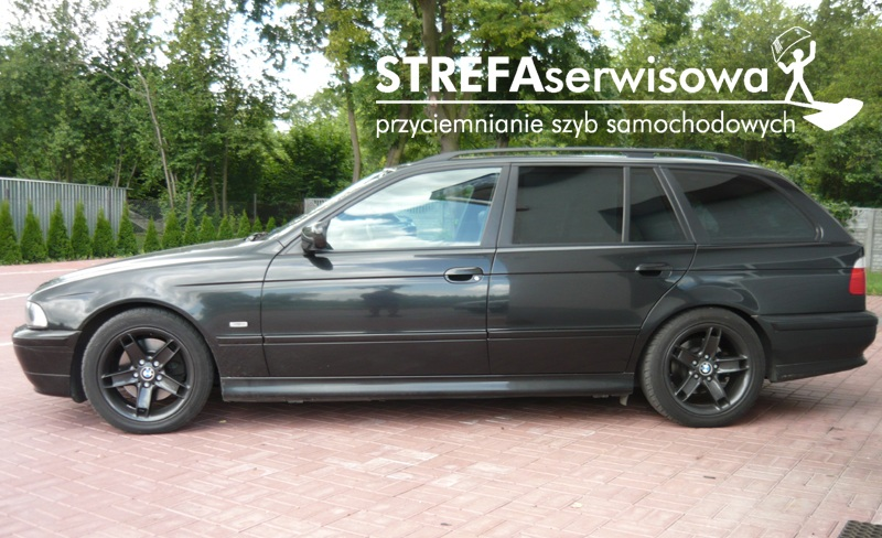 2 BMW 5 E39 Kombi Tył 5%