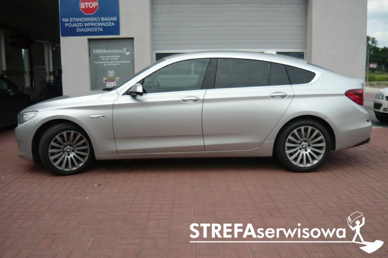 2 BMW 5GT F07 Przód 50% Tył 20%
