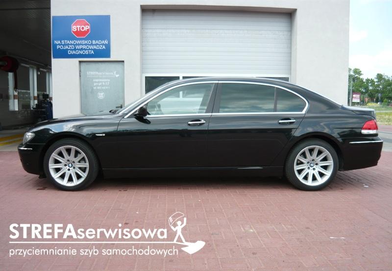 2 BMW 7 E66 Przód 70% Tył 5%