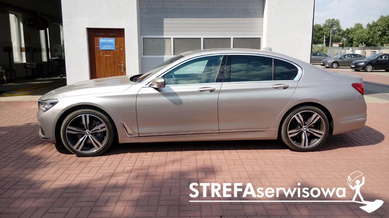 2 BMW 7 G11 Tył 20%