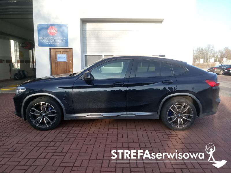 2 BMW X4 G02 Tył 20%