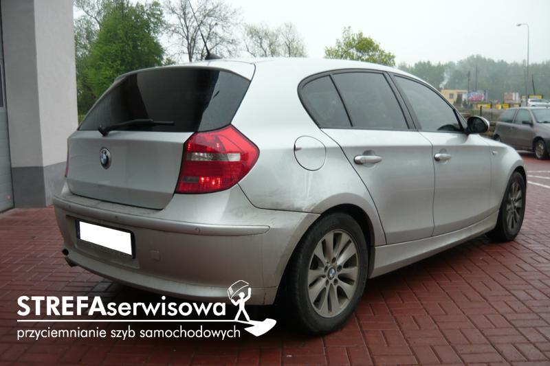 3 BMW 1 E87 Przód 50% Tył 5%