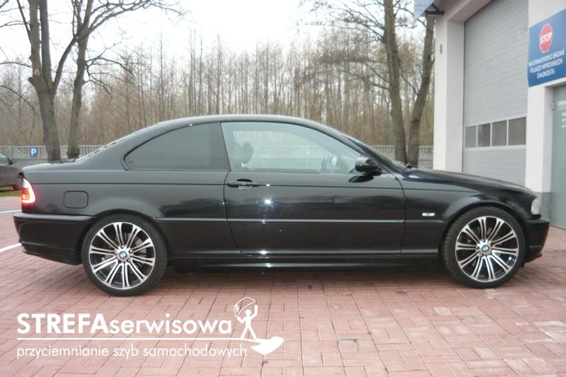 3 BMW 3 E46 Coupe Tył 20%