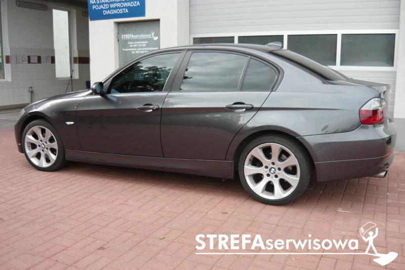 3 BMW 3 E90 Przód 20% Tył 20%