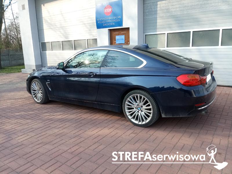 3 BMW 4 F32 Tył 35%