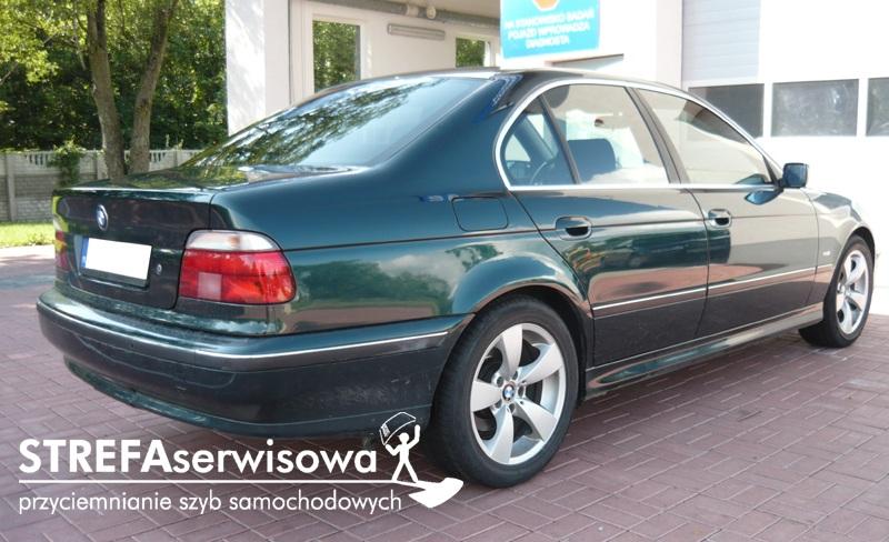 3 BMW 5 E39 sedan Przód 50% Tył 50%