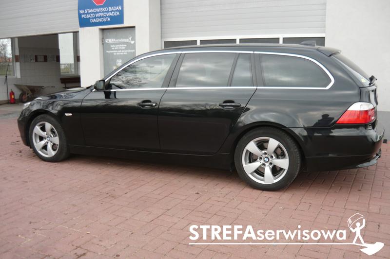 3 BMW 5 E61 Przód 50% Tył 20%