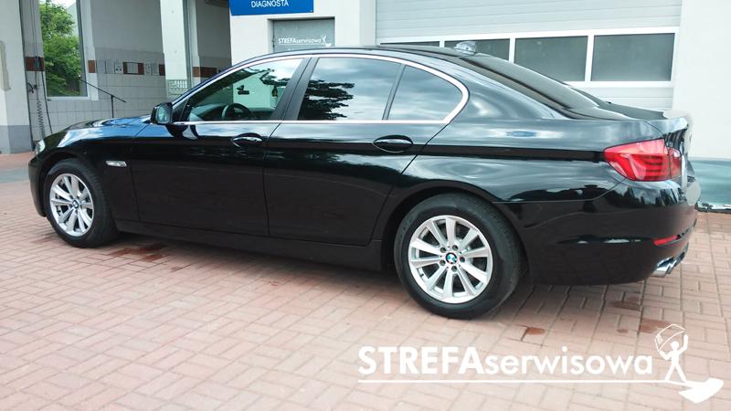 3 BMW 5 F10 Tył 5%