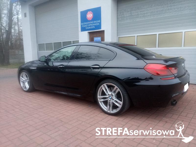 3 BMW 6 Gran Coupe F06 Tył 20%