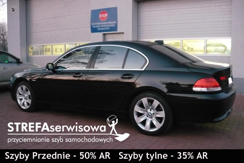 3 BMW 7 E65