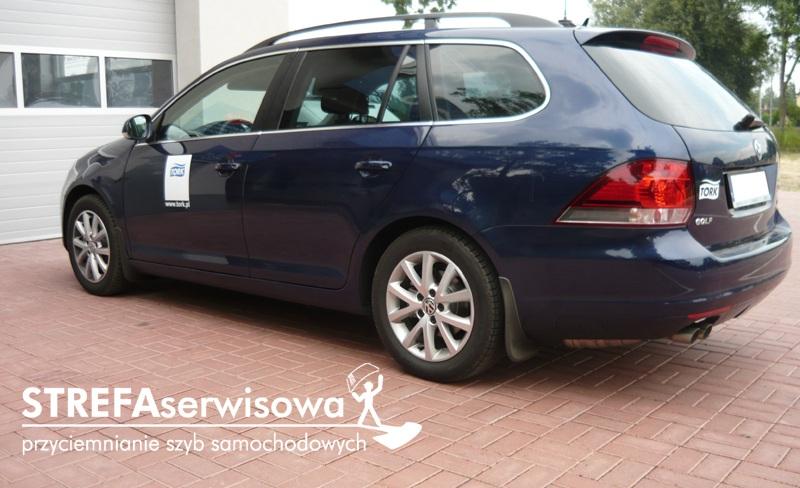 3 VW Golf VI kombi Tył 20%