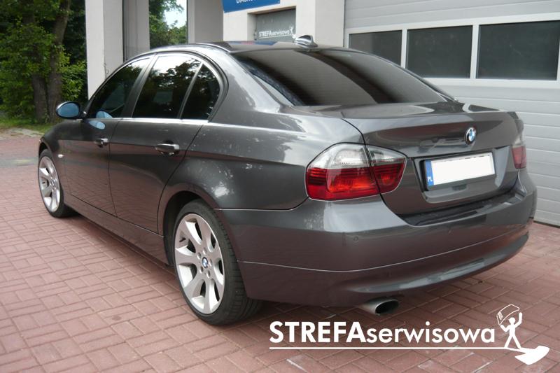 4 BMW 3 E90 Przód 20% Tył 20%