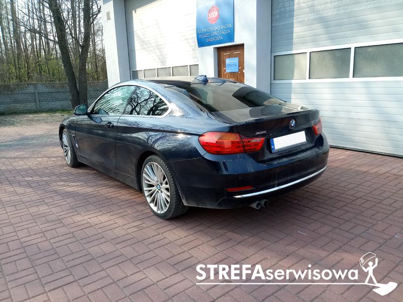 4 BMW 4 F32 Tył 35%