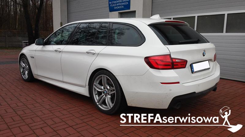 4 BMW 5 F11 Tył 35%