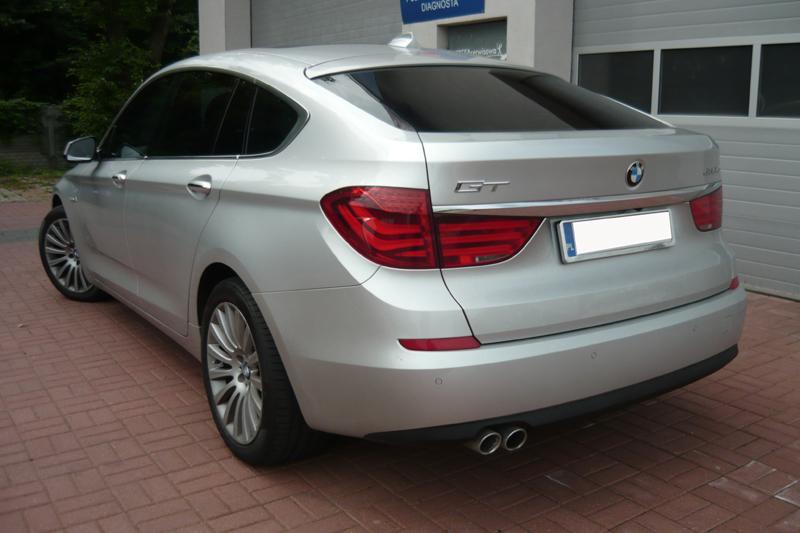 4 BMW 5GT F07 Przód 50% Tył 20%
