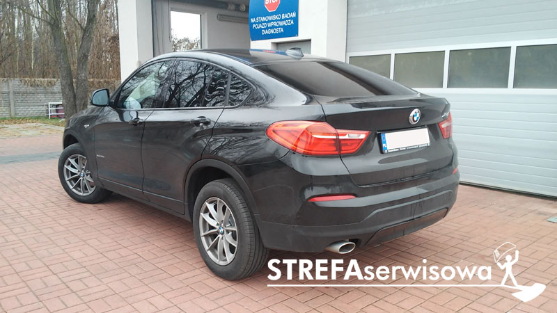 4 BMW X4 F26 Tył 20%