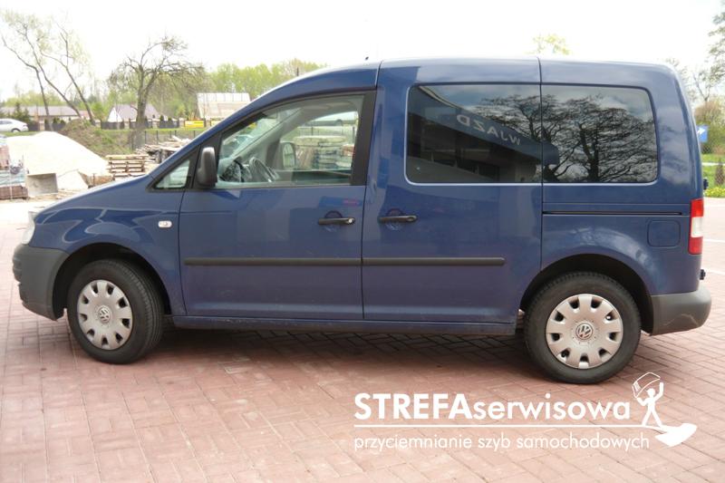 4 VW Caddy III Tył 20%