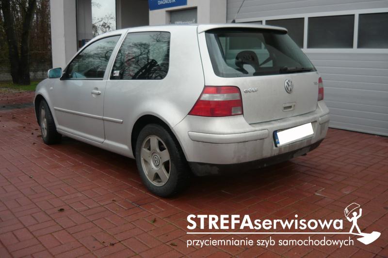 4 VW Golf IV hatchback 3d Przód 70% Tył 70%
