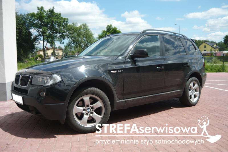 5 BMW X3 E83 Tył 5%