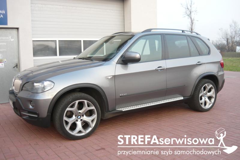 5 BMW X5 E70 Tył 35%