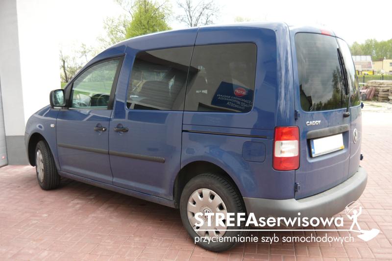 5 VW Caddy III Tył 20%