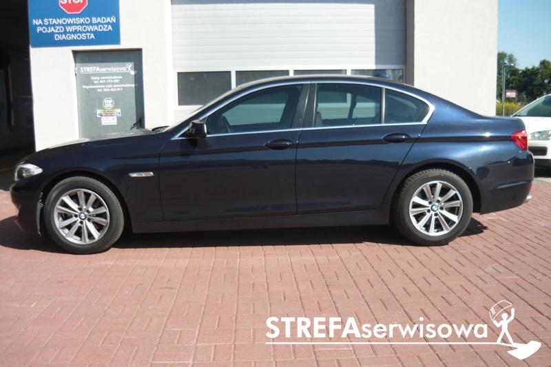 6 BMW 5 F10 Przód 50% Tył 50%
