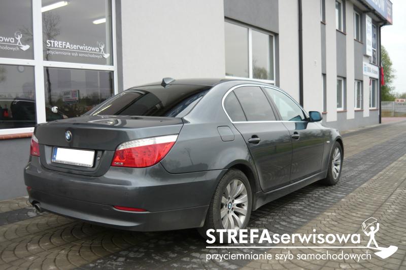 7 BMW 5 E60 Tył 20%
