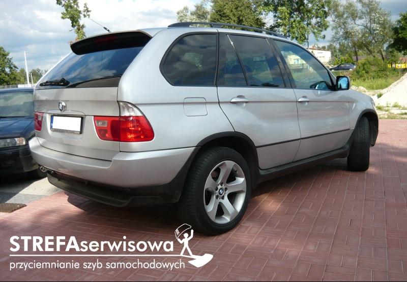 7 BMW X5 E53 Tył 20%