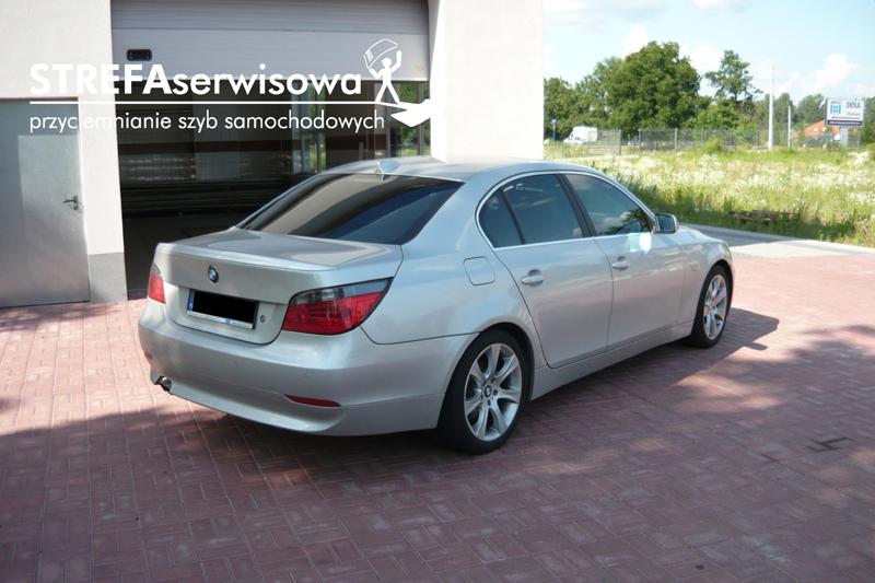 9 BMW 5 E60 Przód 50% Tył 20%