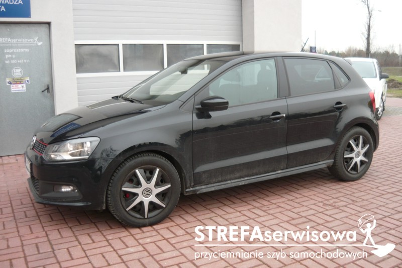 1 VW Polo V hatchback 5D Tył 35%