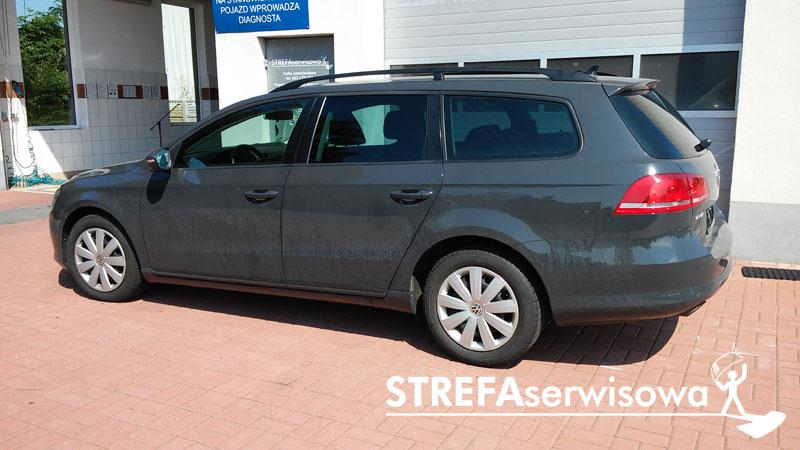 10 VW Passat B7 kombi Tył 35%