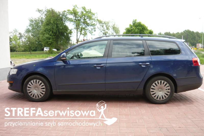 11 VW Passat B6 kombi Tył 20%