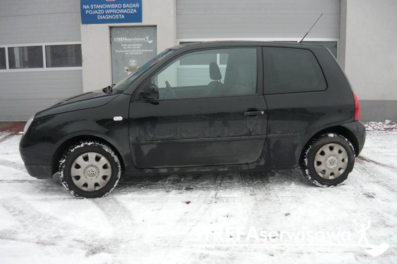2 VW Lupo Tył 20%