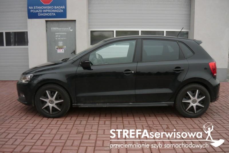 2 VW Polo V hatchback 5D Tył 35%