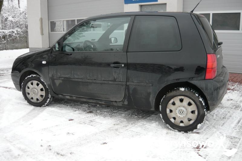 3 VW Lupo Tył 20%